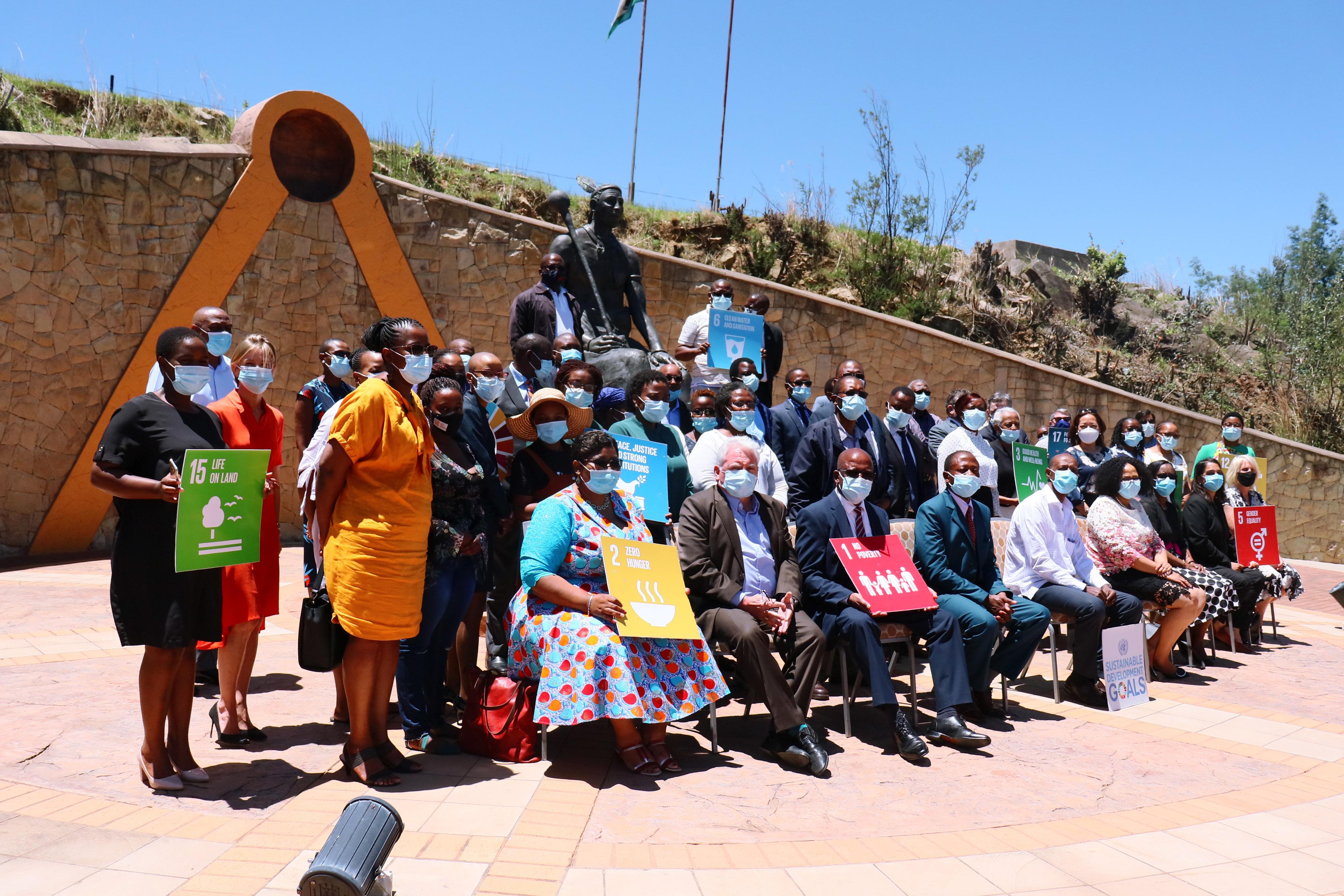 UN Country Team Lesotho convenes its annual retreat