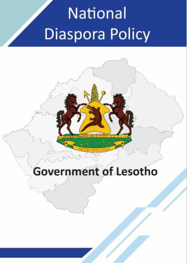 National Diaspora Policy