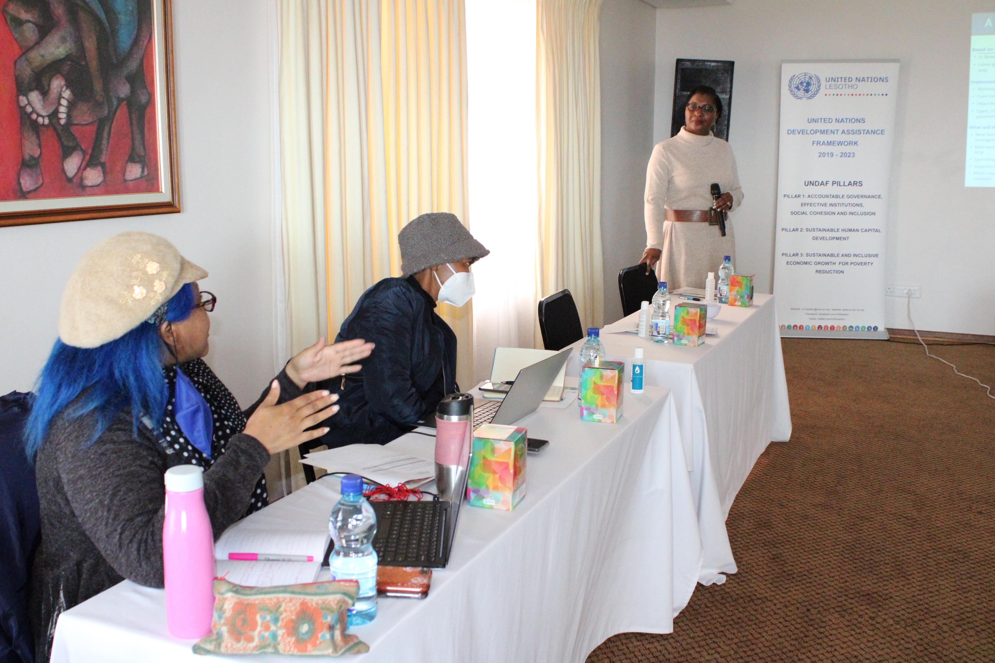 UN Communications Group Retreat