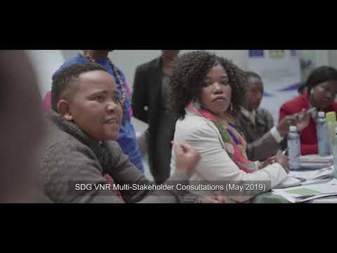 Lesotho National Voluntary Review 2019